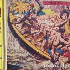 Tebeos: SAFARI - II ÉPOCA- Nº 2 -TORBELLINO DE PELIGROS-1963-GRAN EMILIO GUIRAL-FLAMANTE- MUY DIFÍCIL-8196. Lote 115109971
