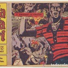 Tebeos: SAFARI - II ÉPOCA- Nº 5 -EL ENIGMA DEL CRÁTER-1963-GRAN EMILIO GUIRAL-MUY BUENO- MUY DIFÍCIL-8198. Lote 115112783