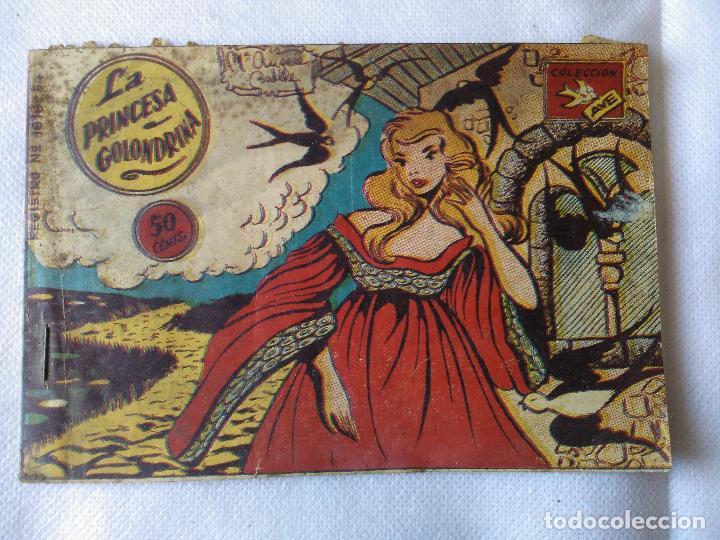 COLECCION AVE Nº 135 * LA PRINCESA GOLONDRINA ** RICART (Tebeos y Comics - Ricart - Ave)