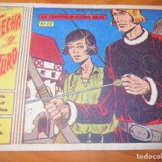 Tebeos: FLECHA Y ARTURO Nº 27 - ED. RICART. Lote 118361855