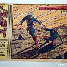 Tebeos: SAFARI REVISTA PARA LOS JÓVENES 3. ESPECTROS DEL DESIERTO RICART, 1963. ORIGINAL. Lote 120931814