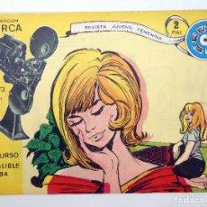 Tebeos: COLECCIÓN DIRCA REVISTA JUVENIL FEMENINA 84. RECURSO INFALIBLE (ALCÁNTARA / ESTRELLA). ORIGINAL OFRT. Lote 182660153