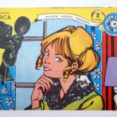 Tebeos: COLECCIÓN DIRCA REVISTA JUVENIL FEMENINA 99. PUEBLERINA (ALCÁNTARA / ESTRELLA) 1971. ORIGINAL. OFRT. Lote 182660157