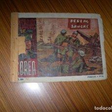 Tebeos: EPISODIOS DE COREA Nº 29 EDITA RICART . Lote 121794099