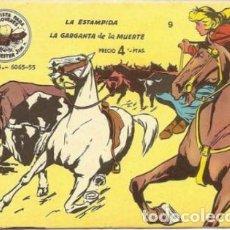 Tebeos: WINCHESTER JIM - WESTERN ORIGINAL- Nº 9 -1965- GRAN JULIO BOSCH- CASI FLAMANTE-LEAN-8798. Lote 121935479