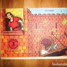 Tebeos: FLECHA Y ARTURO. Nº 2 : LA FUGA. - BARCELONA : RICART, [D.L. 1965]. Lote 122533611