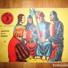 Tebeos: FLECHA Y ARTURO. Nº 12 : CAMINO DE LA HORCA. - BARCELONA : RICART, [D.L. 1965]. Lote 122534763
