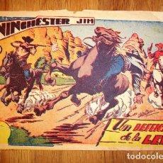 Tebeos: WINCHESTER JIM. Nº 1 : UN DEFENSOR DE LA LEY. - BARCELONA : RICART, [D.L. 1965]. Lote 122539923