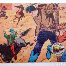 Tebeos: AVENTURAS DEPORTIVAS 20. HARDY, EL CAMPEÓN RICART, 1963. 2 PTAS. 8 PÁGS. Lote 122836531
