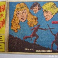 Tebeos: FLECHA Y ARTURO , NUMERO 16 , EL DUELO , RICART 1965. Lote 122964815