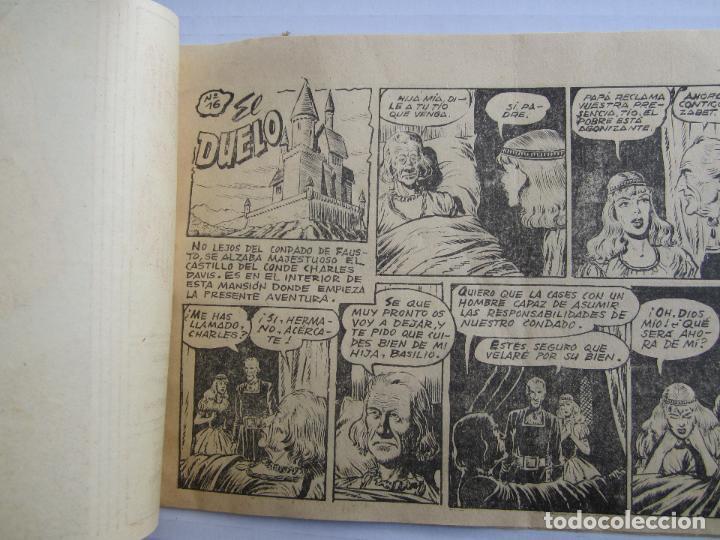 Tebeos: flecha y arturo , numero 16 , el duelo , ricart 1965 - Foto 2 - 122964815