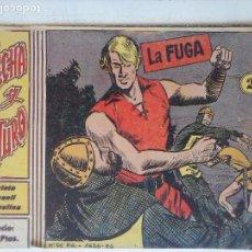 Tebeos: FLECHA Y ARTURO ORIGINAL Nº 2 - RICART 1965. Lote 127877443