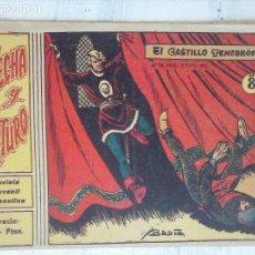Tebeos: FLECHA Y ARTURO ORIGINAL Nº 8 EDI. RICART 1965. Lote 127877651