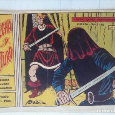 Tebeos: FLECHA Y ARTURO ORIGINAL Nº 11 EDI. RICART 1965. Lote 127877743