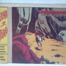 Tebeos: FLECHA Y ARTURO ORIGINAL Nº 14 EDI. RICART 1965. Lote 127877835
