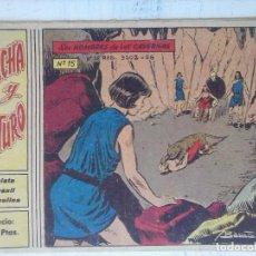 Tebeos: FLECHA Y ARTURO ORIGINAL Nº 15 EDI. RICART 1965. Lote 127877879