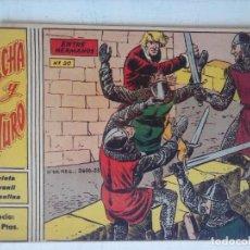 Tebeos: FLECHA Y ARTURO ORIGINAL Nº 20 EDI. RICART 1965. Lote 127877927