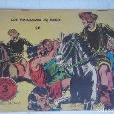 Tebeos: FLECHA Y ARTURO ORIGINAL Nº 26 EDI. RICART 1965 MUY BUEN ESTADO. Lote 127878015