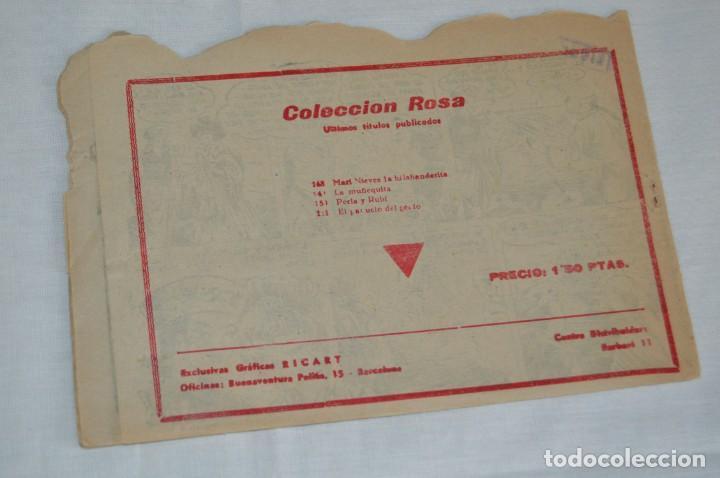 Tebeos: LOTE DE 4 CUENTOS TROQUELADOS - COLECCIÓN ROSA - GRAFICAS RICART - MUY ANTIGUOS - ENVÍO 24H - Foto 3 - 130615254