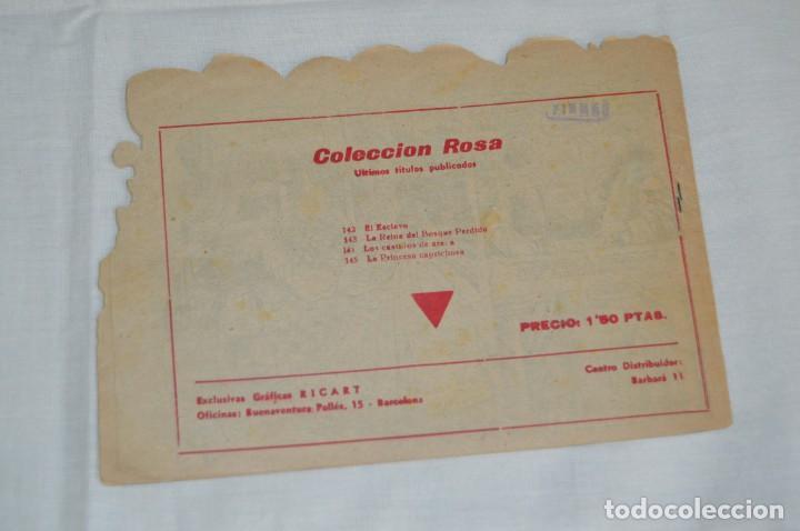 Tebeos: LOTE DE 4 CUENTOS TROQUELADOS - COLECCIÓN ROSA - GRAFICAS RICART - MUY ANTIGUOS - ENVÍO 24H - Foto 13 - 130615254