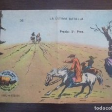 Tebeos: LOTE DE 4 COMICS WINCHESTER JIM GRAFICAS RICART. Lote 124911703