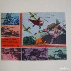 Tebeos: SELECCIONES DE GUERRA Nº 54 - RICART 1963. Lote 131428306