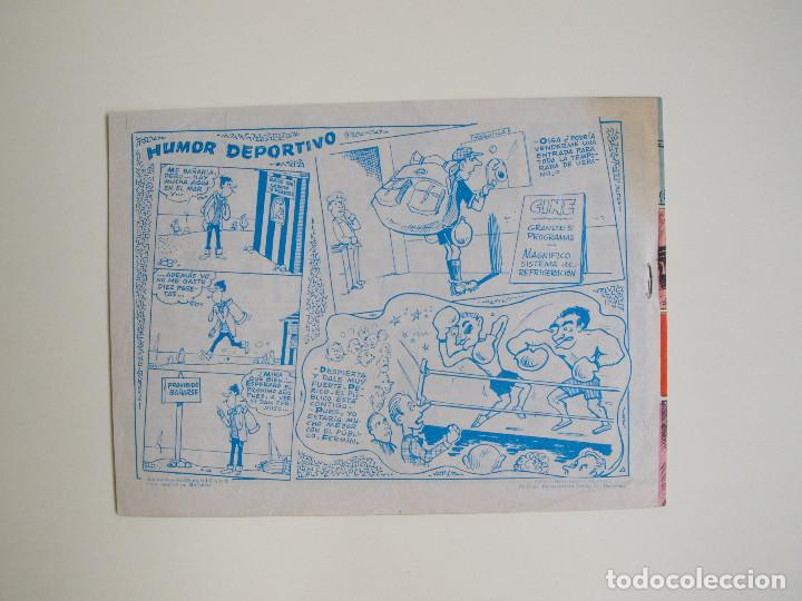 Tebeos: SELECCIONES DE GUERRA Nº 54 - RICART 1963 - Foto 4 - 131428306