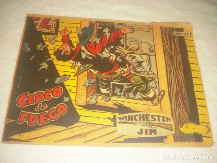 WINCHESTER JIM Nº 31 , ED RICART (Tebeos y Comics - Ricart - Otros)