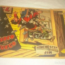 Tebeos: WINCHESTER JIM Nº 31 , ED RICART. Lote 132076282