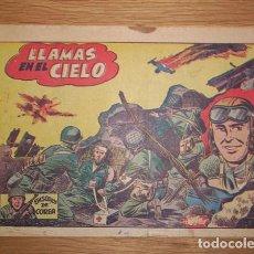 Tebeos: EPISODIOS DE COREA. Nº 56 : LLAMAS EN EL CIELO. Lote 132684854