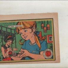 Tebeos: REVISTA JUVENIL FEMENINA-APAISADO-COLECCIÓN GARDENIA AZUL-B/N-AÑO 1959-RICART-FORMATO GRAPA-Nº 330. Lote 132709030