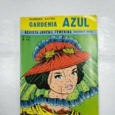 Tebeos: GARDENIA AZUL NUMERO EXTRA. Nº 376. RICART 1972. TDKC26. Lote 132727358