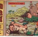Tebeos: SAFARI. Nº-14 JUSTICIA EN LA SELVA . RICART 1965. Lote 132938110