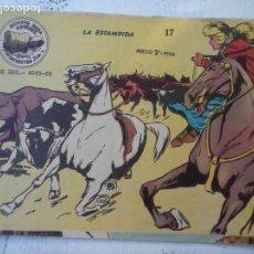 Tebeos: WINCHESTER JIM CARAVANA Nº 17 EDITORIAL RICART. Lote 133058150