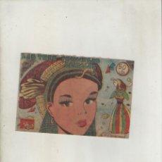 Tebeos: COLECCION AVE-EDITORIAL RICART-AÑO 1955-MEDIDAS 11X15-CM-GRAPA-Nº 385-LAS TRES PRINCESAS EGIPCIAS. Lote 133332070