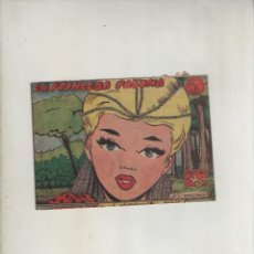 Tebeos: COLECCION AVE-EDITORIAL RICART-AÑO 1955-MEDIDAS 11X15-CM-GRAPA-Nº 393-LA PRINCESA PALOMA. Lote 160099618