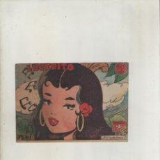 Tebeos: COLECCION AVE-EDITORIAL RICART-AÑO 1955-MEDIDAS 11X15-CM-GRAPA-Nº 396-LUCERITO. Lote 133333330