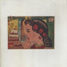 Tebeos: COLECCION AVE-EDITORIAL RICART-AÑO 1955-MEDIDAS 11X15-CM-GRAPA-2º SERIE-Nº 343-EL PASTEL DE CHOCOLAT. Lote 133337702