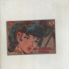 Tebeos: COLECCION AVE-EDITORIAL RICART-AÑO 1955-MEDIDAS 11X15-CM-GRAPA-2º SERIE-Nº 357-LA CAMARA NEGRA. Lote 133338430
