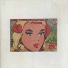 Tebeos: COLECCION AVE-EDITORIAL RICART-AÑO 1955-MEDIDAS 11X15-CM-GRAPA-2º SERIE-Nº 392-LOS PRETENDIENTES DE.. Lote 133339386