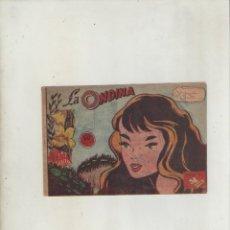Tebeos: COLECCION AVE-EDITORIAL RICART-AÑO 1955-MEDIDAS 11X15-CM-GRAPA-2º SERIE-Nº 406-LA ONDINA. Lote 133340370