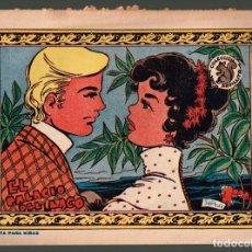 Tebeos: PALACIO DEL LAGO, EL . COL. ARDILLITA Nº-639 . EXCLUSIVAS GRAFICAS RICART 1957. Lote 133539046