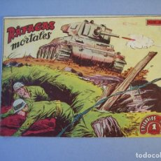 Tebeos: EPISODIOS DE COREA (1955, RICART) 26 · 1955 · RÁFAGAS MORTALES. Lote 136426510