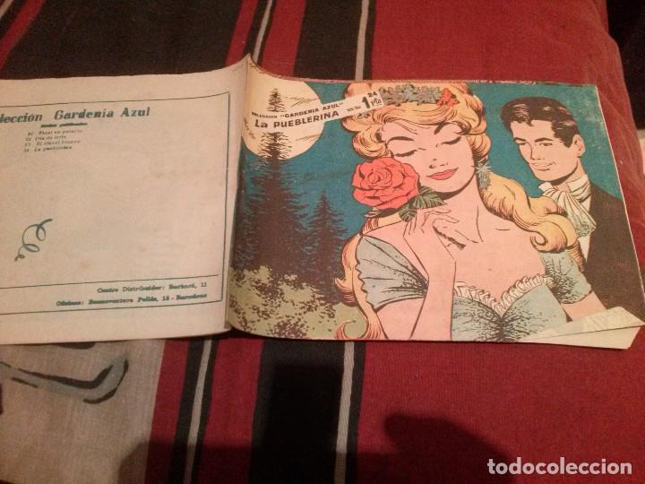 COLECCIÓN GARDENIA AZUL Nº 24 - LA PUEBLERINA (Tebeos y Comics - Ricart - Otros)