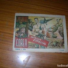 Tebeos: EPISODIOS DE COREA Nº 42 EDITA RICART . Lote 140166986
