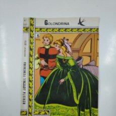 Tebeos: GOLONDRINA. REVISTA JUVENIL FEMENINA. Nº 257. TDKC39. Lote 142715238