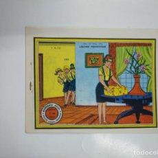 Tebeos: GARDENIA AZUL. REVISTA JUVENIL FEMENINA Nº 395. LECCION PROVECHOSA. 1973 TDKC39. Lote 142716638