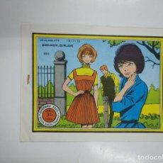 Tebeos: GARDENIA AZUL. REVISTA JUVENIL FEMENINA Nº 386. BURLADOR BURLADO. 1973 TDKC39. Lote 142717306