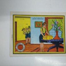 Tebeos: GARDENIA AZUL. REVISTA JUVENIL FEMENINA Nº 395. LECCION PROVECHOSA. 1973 TDKC39 . Lote 142718494