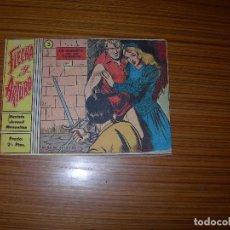 Tebeos: FLECHA Y ARTURO Nº 3 EDITA RICART. Lote 143731678